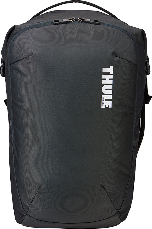 Thule Subterra Travel Backpack 34L Dark Shadow グレー バックパック/リュック|TSTB-334DSH