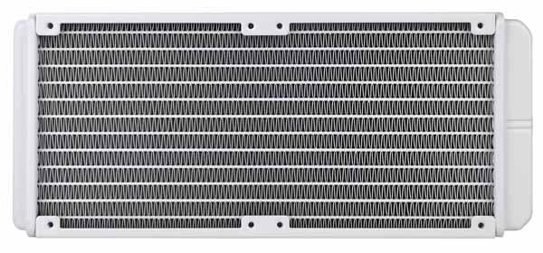 Thermaltake TH240 ARGB Sync Snow Edition 水冷一体型CPUクーラー ホワイト CL-W301-PL12SW-A