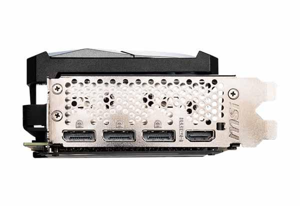 MSI NVIDIA GeForce RTX 3090搭載オーバークロック仕様グラフィックボード GeForce RTX 3090 VENTUS 3X 24G OC