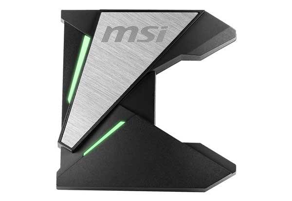 MSI GeForce RTX NVLink GPU BRIDGE MSI GeForce RTX 2080 Ti/2080シリーズに対応したNVLinkブリッジ|GeForce RTX NVLink GPU BRIDGE