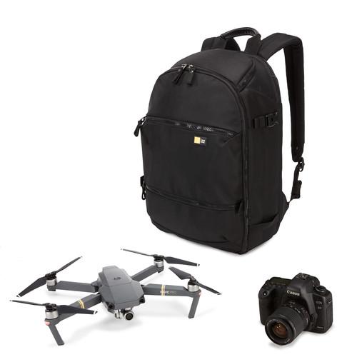 Case Logic BRYKER大型カメラ用バックパック|BRBP-106