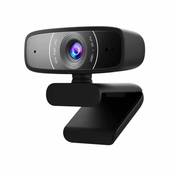 ASUS WEBCAM C3 USBウェブカメラ|WEBCAM/C3