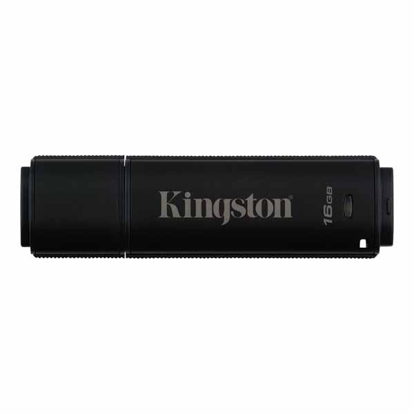 Kingston 暗号化USBメモリ 16GB USB3.0 DT4000G2 管理モデル|DT4000G2DM/16GB