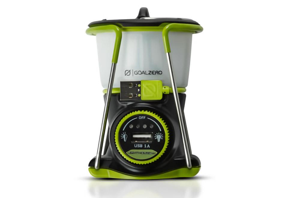 Goal Zero Lighthouse Mini LEDランタン モバイルバッテリー機能搭載 底フタなし(バッテリー交換不可)|32011