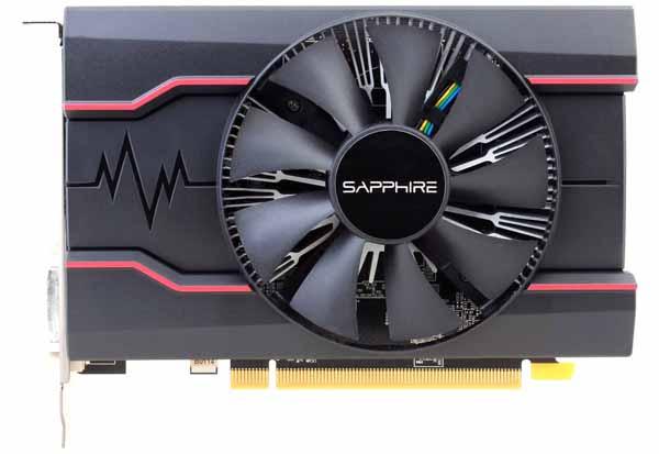SAPPHIRE PULSE RADEON RX 550 2G GDDR5 HDMI / DVI-D / DP (UEFI) V2 SA-RX550-2GG5PULSEV2/11268-16-20G