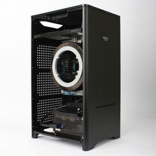 Nofan 冷却ファンを使用しない静音PCケース CS-70 (CS70)