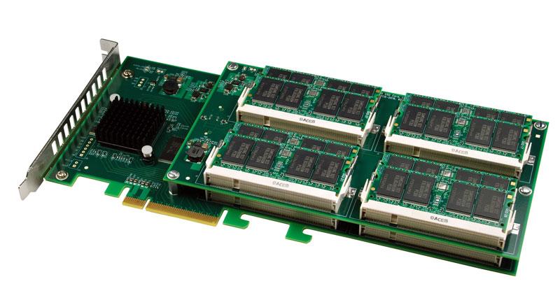 OCZ Enterprise PCI-Express インターフェイス (x8) MLC SSD PCI-E 512GB (OCZSSDPX-ZD2P88512G)
