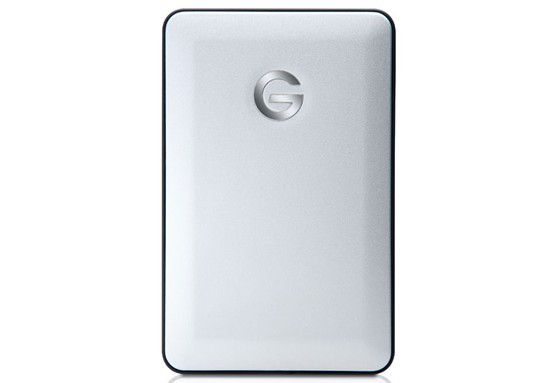 G-Technology G-DRIVE Mobile USB3.0 1TB ポータブル外付けHDD (0G02431)