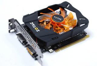 【初期不良対応のみ/限定特価品】ZOTAC GeForce GTX 650 1GB バルク (ZT-61004-10M/288-1N288-002Z8)