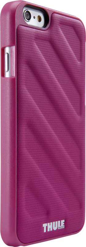 Thule Gauntlet iPhone6 Plus/6s Plus 衝撃やキズを防ぐ頑丈なスリムケース Orchid (TGIE-2125ORC)
