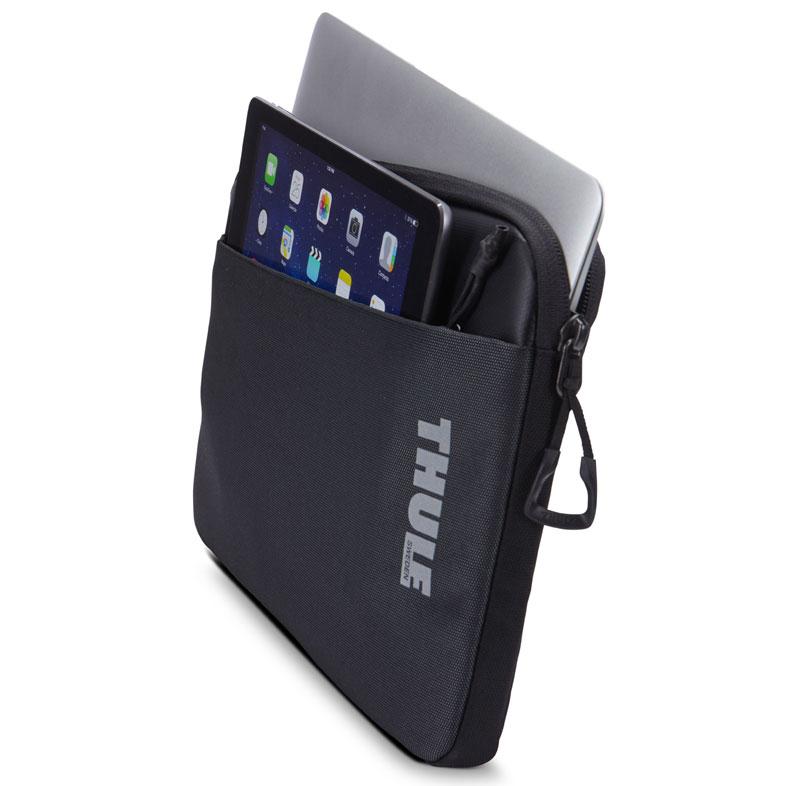 Thule Subterra iPadの収納もできるMacBookPro 15インチ スリーブケース (TSSE-2115 GRAY)