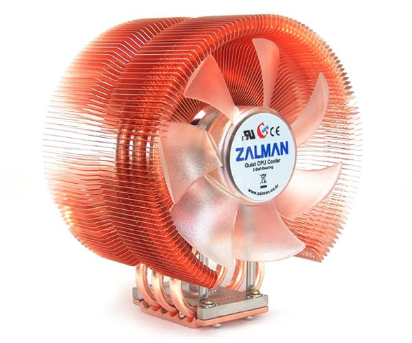 ZALMAN CPU Cooler 最高の放熱性能を誇る静音CPUクーラー CNPS9700 LED (CNPS9700LED)