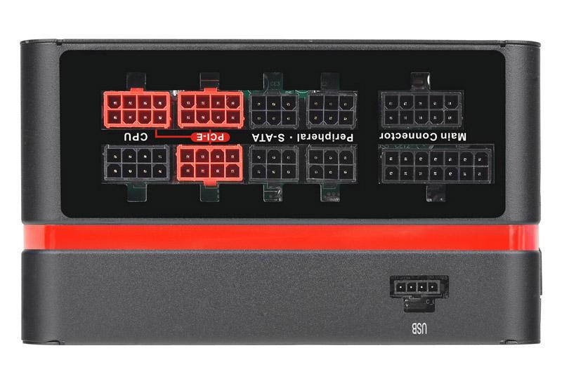 Thermaltake 80PLUS GOLD認定取得 Toughpower DPS G 750W (PS-TPG-0750DPCGJP-G)