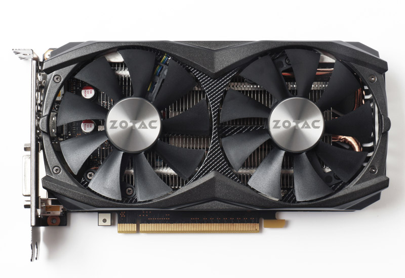 ZOTAC GeForce GTX 960 4GB AMP Edition (ZTGTX96-4GD5AMP01/ZT-90309-10M)
