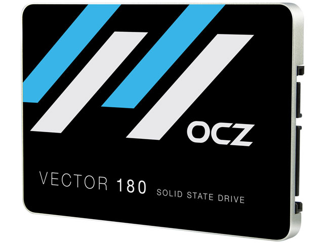 OCZ Vector 180 Series 480GB 2.5インチ MLC (VTR180-25SAT3-480G)