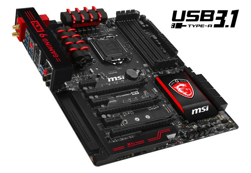 MSI Z97A GAMING 9 ACK (Z97A GAMING 9 ACK)