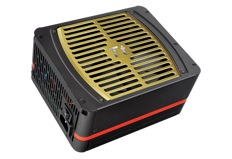 Thermaltake マルチGPU環境に対応 Toughpower Grand 1050W (Fully Modular) (PS-TPG-1050FPCGJP-1)