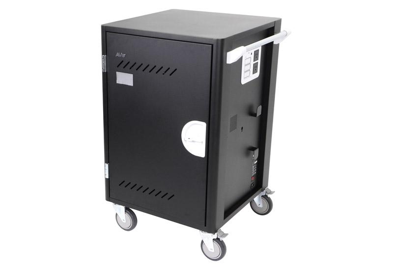 AVer Information 最大30台のタブレットを同期充電保管できるタブレット管理システム (C30u)