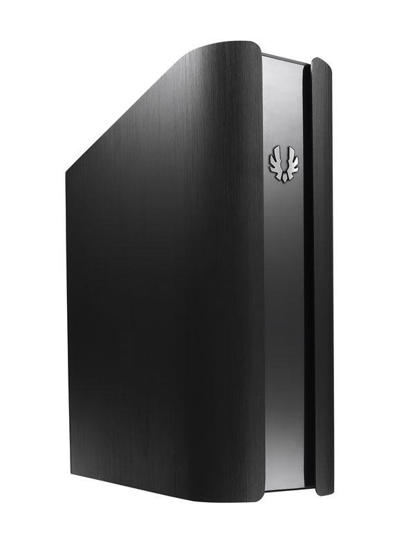 BitFenix Pandora Core ブラック microATX対応のスリム型PCケース(BFC-PAN-300-KKXN1-RP)