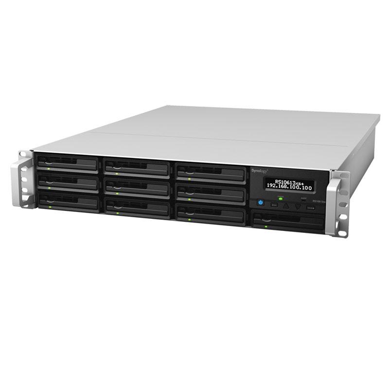 Synology  RackStation SAS & SATA ストレージ ソリューション (RS10613xs+)
