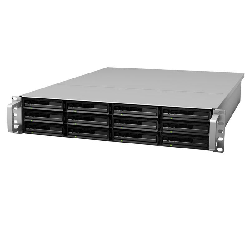 Synology RS10613xs+用の12ベイ拡張ユニット (RX1213sas)