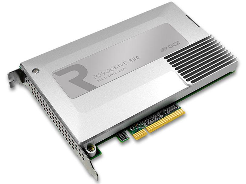 OCZ RevoDrive 350 PCIe SSD 480GB (RVD350-FHPX28-480G)