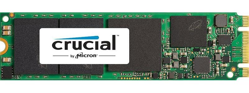 Crucial MX200 M.2 Type 2280SS 500GB (CT500MX200SSD4)