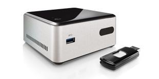 Intel NUC Kit DN2820FYKH Celeron N2820 小型ベアボーン (BOXDN2820FYKH0)