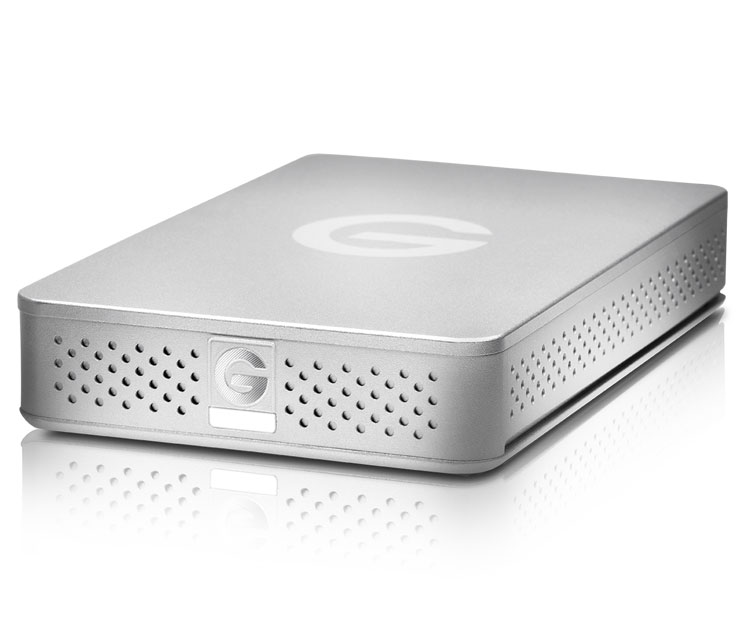 G-Technology G-DRIVE ev 220 USB3.0 2TB Evolutionシリーズカートリッジタイプ外付けHDD (0G03190)