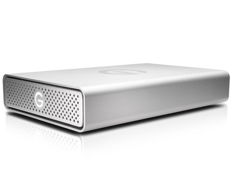 G-Technology G-DRIVE USB G1 6TB  USB3.0 映像音楽向け外付けHDD (0G03677)