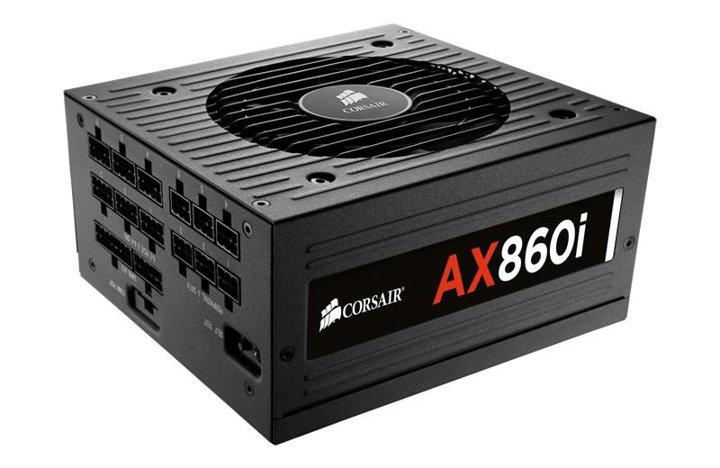 Corsair AX860i  860Wハイエンド電源ユニット (CP-9020037-JP)