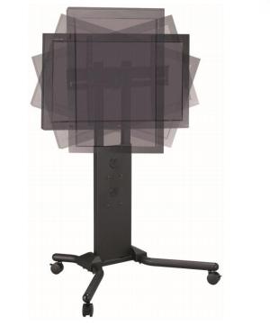 Belltech 180度回転 50インチまで対応 テレビスタンド 200cm  (FM-FS1040)