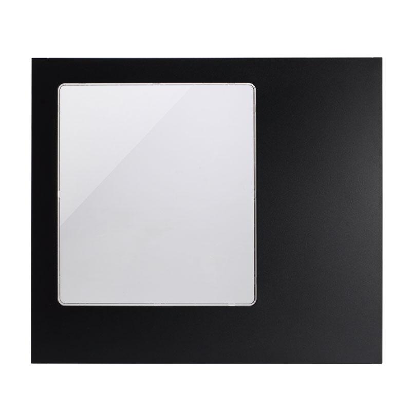 Fractal Design Window side panel for Define R5 ブラック サイドパネル(FD-AC-WND-DEF-R5-BK)
