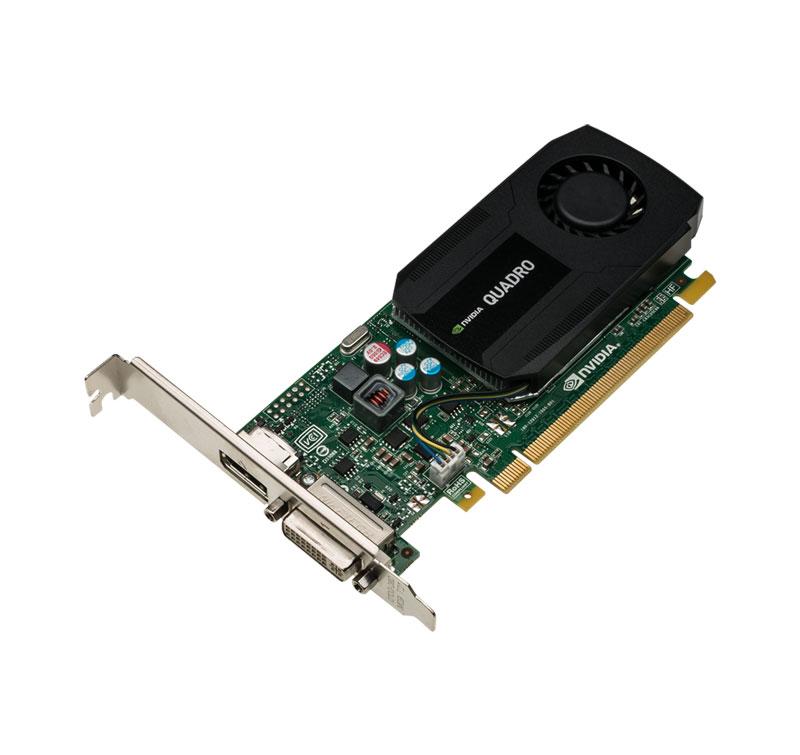 ELSA NVIDIA Quadro K420 2GB コストパフォーマンスに優れるビデオカード (EQK420-2GER)