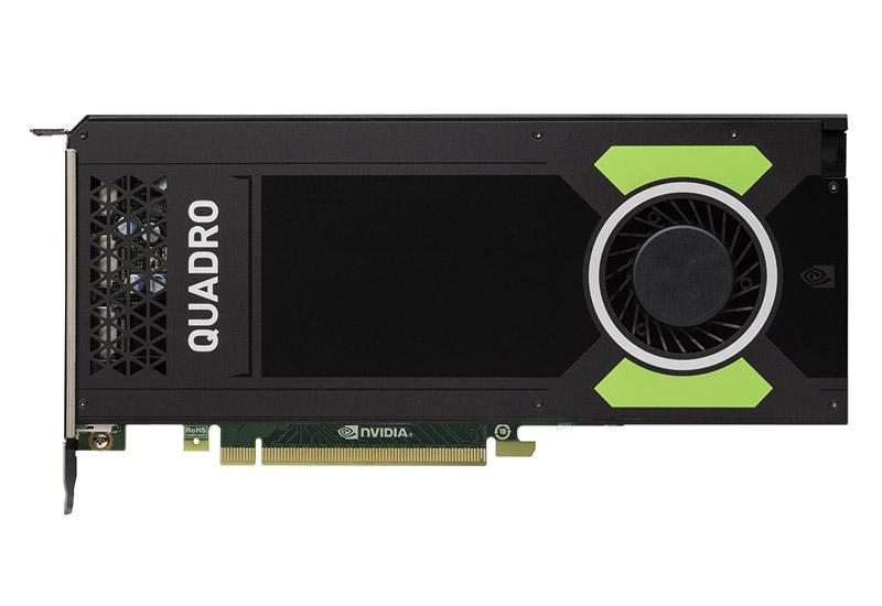 NVIDIA Quadro M4000 スリーブ付 大容量8GBメモリ搭載1スロットサイズビデオカード (NVQM4000)