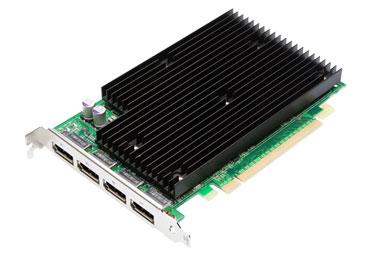 ELSA NVIDIA Quadro NVS450 マルチディスプレイ向けビデオカード 茶箱パッケージ (ENVS450-512ER)