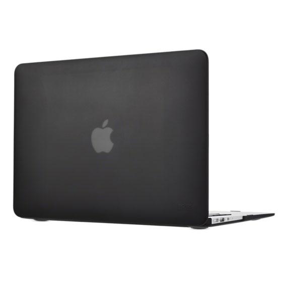 Tech21 Impact Snap MacBook Air 13インチ ブラック 耐衝撃ケース (T21-3261)