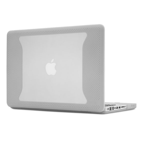 Tech21 Impact Snap MacBook Pro 13インチ クリア 耐衝撃ケース (T21-3707)