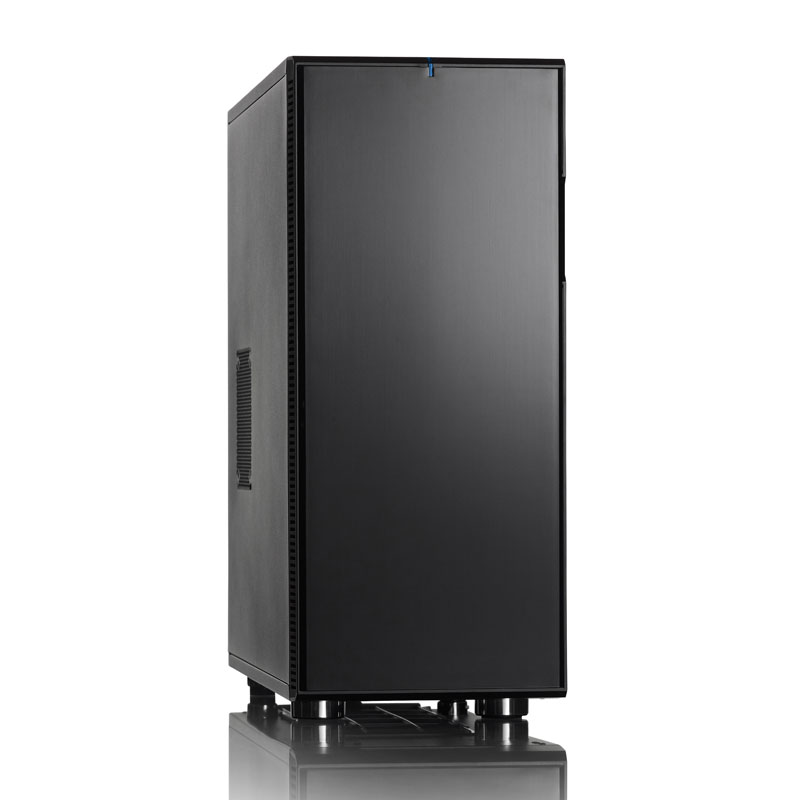 Fractal Design Define XL R2 Black 高い拡張性と防音性を備えたフルタワー型PCケース ブラック (FD-CA-DEF-XL-R2-BL)