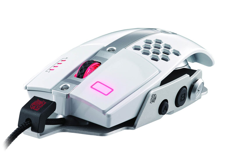 Thermaltake LEVEL 10 M BMWとコラボレーションしたゲーミングマウス (MO-LTM009DTJ)