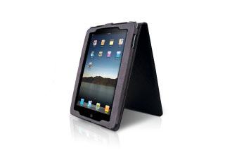 MarWare Eco-Flip for iPad第1世代 レザーケース (EFiPaBK)