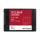 Western Digital WD Red SA500 NAS SATA SSD 容量2TB 2.5インチ 3D NAND 7mm SATA6Gb/s メーカー保証5年 WDS200T1R0A