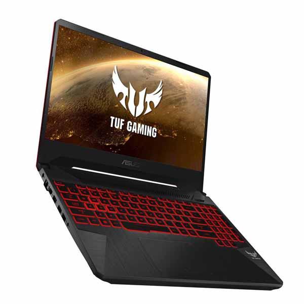 ASUS TUF Gaming FX505DY ノートPC(Ryzen 5 3550H/8GB/SSD 512GB(PCI Express 3.0x2)/Radeon RX 560X/15.6型ワイド(FHD)(120Hz) FX505DY-R5RX560A