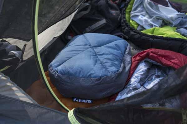 KLYMIT ピロー Top Down Pillow インフレータブル枕 12DPBL01C