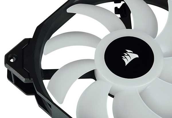 【アウトレット特価・新品】Corsair iCUE SP140 RGB PRO Singleファン (ファン増設用) CO-9050095-WW