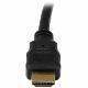 StarTech 0.5m ハイスピードHDMIケーブル 4K対応HDMI(オス)-HDMI(オス)ケーブル ウルトラ/Ultra HD 4K2K解像度対応 ブラック|HDMM50CM