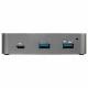 StarTech 3ポートUSB Type-Cハブ 10Gbps 2x USB-A/1x USB-C 有線LANポート 専用ACアダプタ付属|HB31C2A1CGS
