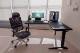 Thermaltake TOUGHDESK 500L RGB Gaming Desk 電動昇降 L字型ゲーミングデスク|GGD-EDL-BKEINX-01