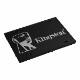 Kingston KC600 SSD 容量256GB 2.5インチ 3D TLC 7mm (Read 550MB Write 500MB) 5年メーカー保証|SKC600/256G