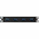 StarTech 4ポートUSB-Cハブ/4x USB-A/5Gbps USB 3.2/3.1 Gen 1準拠Type-Cハブ/バスパワー対応/28.5cmケーブル HB30CM4AB